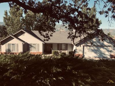 Tehachapi Single Family Home For Sale: 30201 Sunland Way