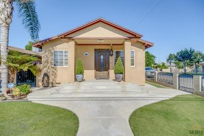 Wasco Single Family Home For Sale: 601 Griffith Avenue