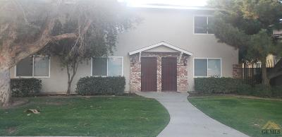 Bakersfield Rental For Rent: 609 Taylor Street #14
