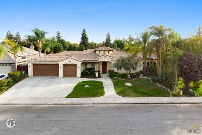 Bakersfield Single Family Home For Sale: 8731 Quail Hills Court