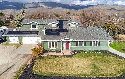 Tehachapi Single Family Home For Sale: 22710 Fran Drive