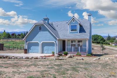 Tehachapi Single Family Home For Sale: 20312 Birch Court