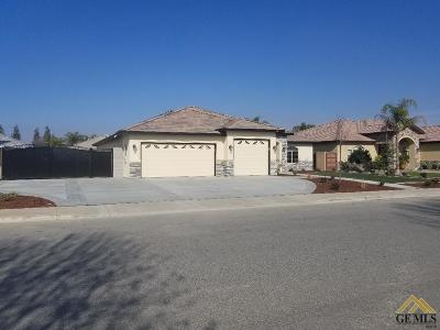 Shafter Single Family Home For Sale: 862 Brookside Drive