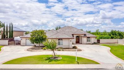 Bakersfield Single Family Home For Sale: 17625 Saddle Mountain Drive
