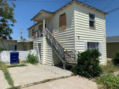 Taft Single Family Home For Sale: 200 Jackson Street