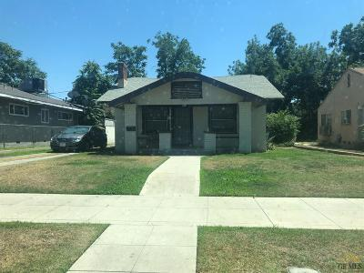Bakersfield Multi Family Home For Sale: 2521 Chester Lane