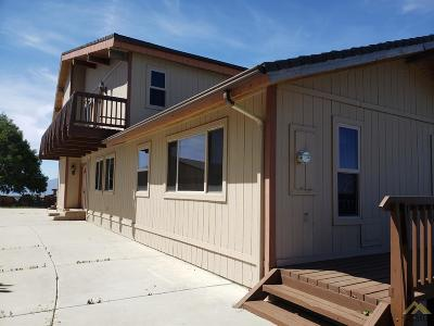 Tehachapi Single Family Home For Sale: 25140 Paramount Drive