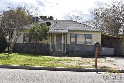 Single Family Home For Sale: 4313 Center Street