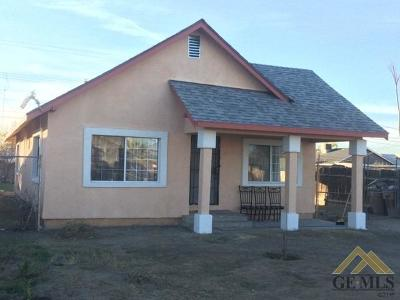 Single Family Home For Sale: 3605 Oliver Street