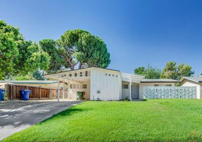 Bakersfield Single Family Home For Sale: 3804 Madrid Avenue