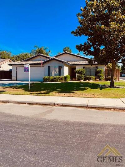 Bakersfield Single Family Home For Sale: 9502 Bloomsbury Court