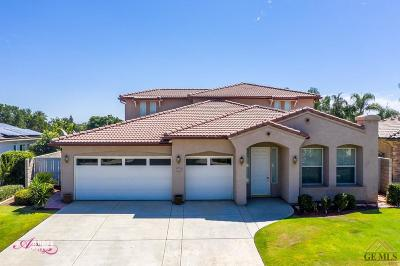 Bakersfield Single Family Home For Sale: 5630 Via Ravenna
