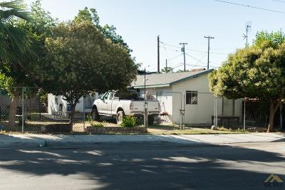 Bakersfield Single Family Home For Sale: 1919 Gage Street