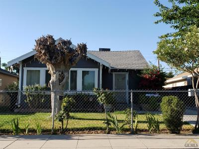 Bakersfield Single Family Home For Sale: 2738 Lake Street