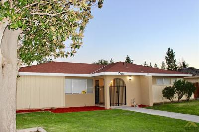 Bakersfield Single Family Home For Sale: 4513 Summer Side Avenue
