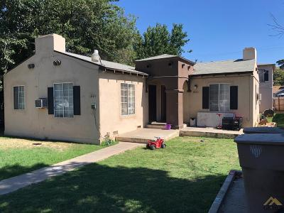 Multi Family Home For Sale: 1223 4th Street