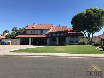 Bakersfield Single Family Home For Sale: 13441 Spring Mountain Avenue