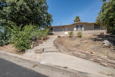 Bakersfield Single Family Home For Sale: 3504 Bucknell Street
