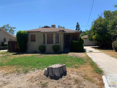 Bakersfield Single Family Home For Sale: 235 A Street