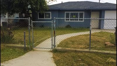 Bakersfield Single Family Home For Sale: 1409 Murdock Street