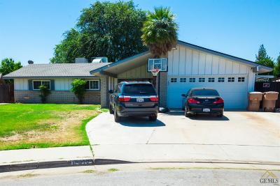 Bakersfield Single Family Home For Sale: 6017 Poso Court