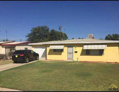 Shafter Single Family Home For Sale: 370 Orange Avenue