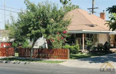 Single Family Home For Sale: 1115 11th Avenue