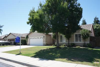 Bakersfield Single Family Home For Sale: 10609 High Plateau Way