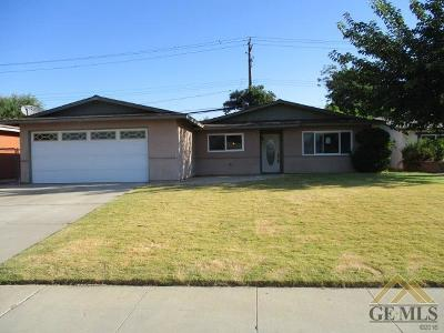 Bakersfield Single Family Home For Sale: 1210 Washington Avenue