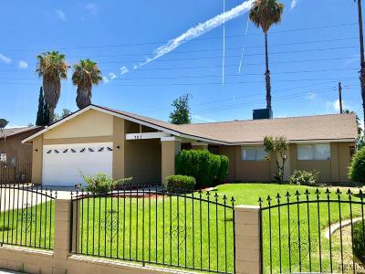 Single Family Home For Sale: 707 Deanna Way