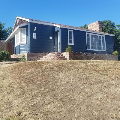 Taft Single Family Home For Sale: 701 D St. Street