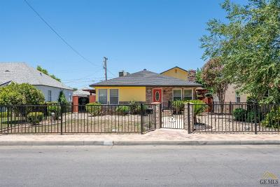 Single Family Home For Sale: 2625 Bay Street