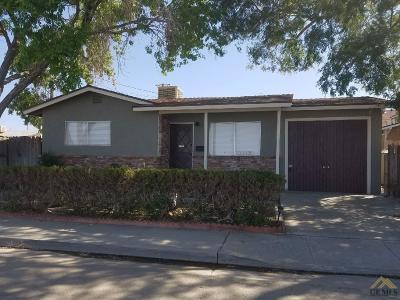 Taft Single Family Home For Sale: 300 8th Street
