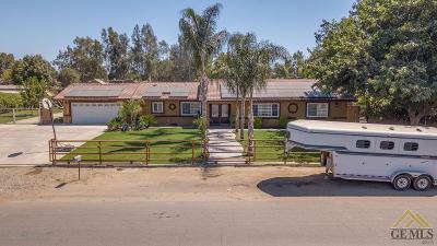 Bakersfield Single Family Home For Sale: 7601 Reynolds Street