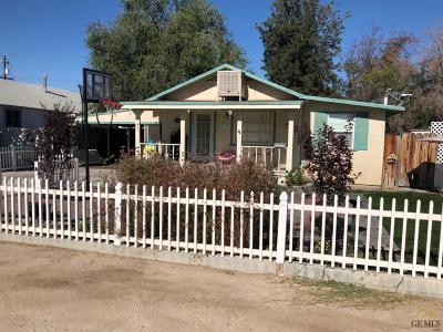 Taft Single Family Home For Sale: 317 Pierce Street