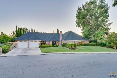 Bakersfield Single Family Home For Sale: 1209 Calle Extrano