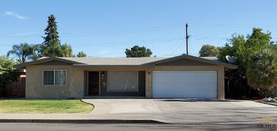 Wasco Single Family Home For Sale: 1202 2nd Street