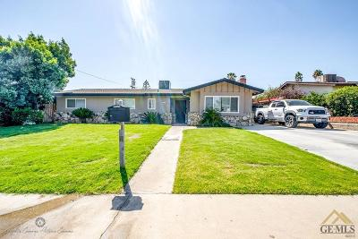 Bakersfield Single Family Home For Sale: 3918 Columbus Street