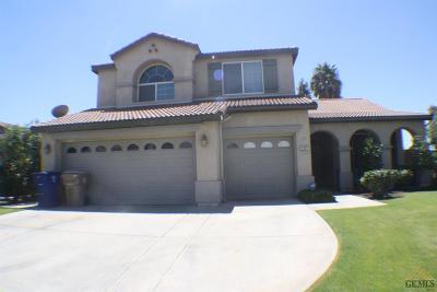 Bakersfield Single Family Home For Sale: 5401 Vista Del Mar Avenue