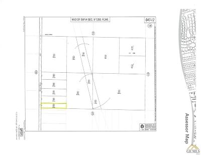 Wasco Residential Lots & Land For Sale: Scofield