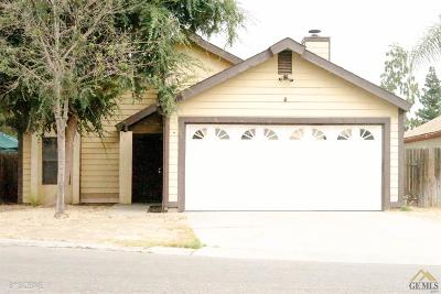 Bakersfield Single Family Home For Sale: 3404 Starwood Lane
