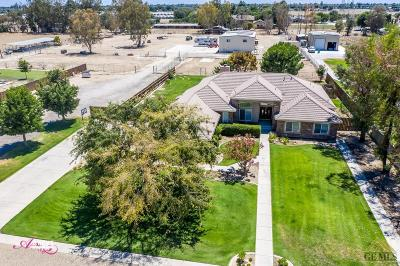 Bakersfield Single Family Home For Sale: 14115 S Meacham Road