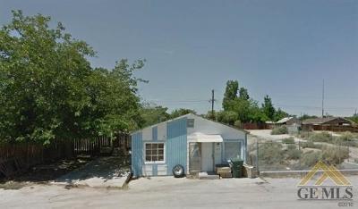Taft Single Family Home For Sale: 329 Asher Avenue