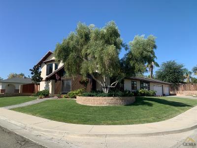 Taft Single Family Home For Sale: 421 Sierra Street