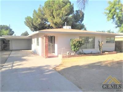 Bakersfield Single Family Home For Sale: 3309 Mesa Drive