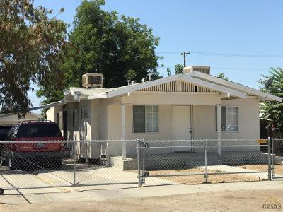 Bakersfield Multi Family Home For Sale: 1627 Pacific Street