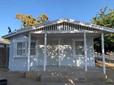 Single Family Home For Sale: 1201 Robinson Street