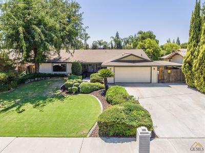 Single Family Home For Sale: 7101 Saddleback Drive