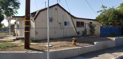 Single Family Home For Sale: 1630 Tejon Street
