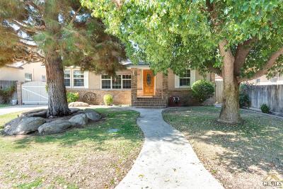 Single Family Home For Sale: 2725 Leaf Street